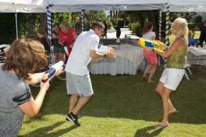 Event Management - Water Guns