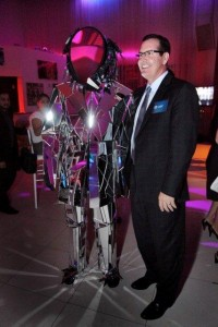 Event Management - Robot